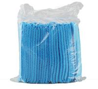 Wholesale Disposable strip cap hat non woven medical dust caps work caps pack