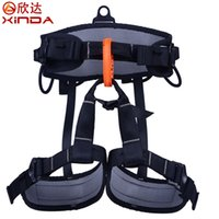 aerial work - XINDA Professional aerial work Outdoor climbing safety belts harness rock climbing belt waist protect belt safety equipment