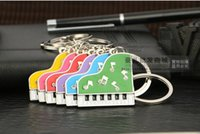 beethoven music - creative keychain Beethoven piano sonata music musical notes keychain key ring High quality