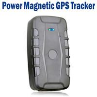 app cars - 10000mAh Battery Magnetic GSM GPRS GPS Tracker For Car Vehicle Pet APP Real Time Tracking Waterproof Rastreador Localizador