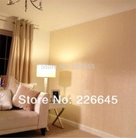 Wholesale 15 meter glitter fabric wallpaper S1001