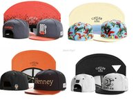 army hat pictures - Fashion cool cayler sons Snapbacks cotton flat brim ajustable baseball snapback hats and caps black sky picture cap