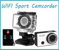 sports camcorder - Sport Action CAM WDV5000 MP FULL HD PGo Pro HERO Style Extreme Sports Wifi Camera Wifi Remote Waterproof Sport Camcorder