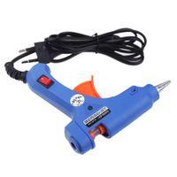 Wholesale XL E20 High Temp Heater Hot Glue Gun W Handy Professional with Glue Sticks Graft Repair Heat Gun Pneumatic Electric Tools order lt no t