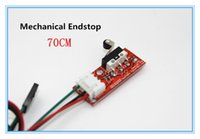 Cheap Wholesale-10PCS High Quality Mechanical Endstop With Wheel For Reprap ramps 1.4 3D printer With independent packing XT0020-3D