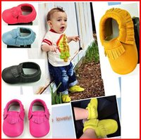 mothercare - Retail bebe girl moccasins Shoes Baby moccs Prewalker Newborns Kids Footwear Mothercare First Walker Brand baby leather moccasins Melee