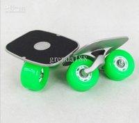Wholesale fashion Drift Board new Skateboarding Drift Skates Drift freeline Skate Super PU wheel