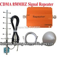 cdma mobile phone smart phone - Smart Mhz Cell Phone Signal Booster G G CDMA Repeater Amplifier GSM Mobile Phone Repeater Orange Color