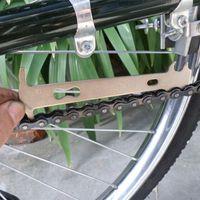 Wholesale Bike Wear Indicator Chain Checker Standard Rule Bicycle Repair Tool