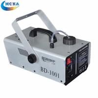 Wholesale Moka MK F08 LED Fog Machine Smoke Machine Professional Fogger For Pub Club Stage Party Special Effect