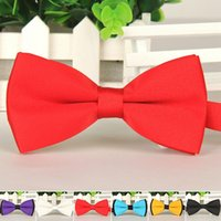 Wholesale Bow Ties For Men Groom Cravat Marriage Butterfly Wedding Bowties Formal Business Dress Wedding Party Ties YE0008