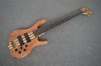6 string bass guitar - 2015 New Factory strings Ken Smith bass guitar Ken Smith electric bass guitar gold hardware gold hardware active pickup