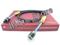 Wholesale Siltech th G7 Ruby Hill II AC power cable metre US AC CABLE