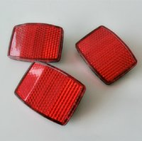 Wholesale For Electric bicycle reflector taillight warning light reflective film