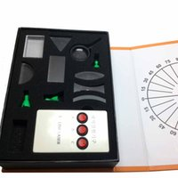 Wholesale Physical Science Optical Experiments KIT Triangular Prism Convex Lens Concave Mirror Fisica Student s Update Edition Experiment