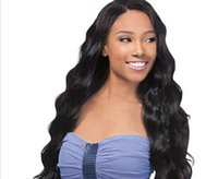 outre - New Outre Synthetic Hair High Temperature Wire Women s Long Black Wavy Full Wig Free Wig Cap