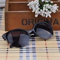 Wholesale Top Fashion New Sunglasses Sexy Retro Style Cat Eye Sunglasses ZMPJ093