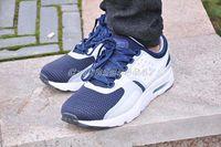 pu - 2015 New Running Shoes MAX ZERO WHITE BLUE Cheap Sports Shoes Running Sneaker Max High Quality Max Zero Shoe Drop Shipping