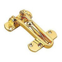 Wholesale Lynx high quality stainless steel security buckle gold buckle door chain surface treatment