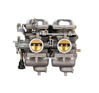 Wholesale Top quality new condition motorcycle scooter carburetor CBT125 PD26JS mm carb for Honda cc twin cylinder fuel system