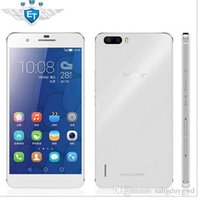 Wholesale Best quot Huawei Honor Plus G LTE Cell Phones Hisilicon Kirin Octa Core Android Dual SIM MP Camera GB RAM