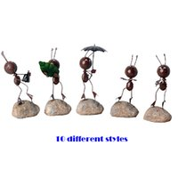 ants craft - 10 Styles Creative Arts and Crafts Iron Ant Home Decor for Home Decoration Best Gifts for Kid