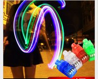 big ring racing - Hot Finger Lights New Lighting Toys Fashion Flashing Lamps Colorful Finger Rings Kids Popular Finger Toys Laser Lamps Direct Selling