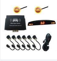 assist system - BSA rear car blind spot assist system rear parking asssit and side collison warning system F0651 parking sensor