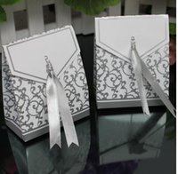 Wholesale 2015 New Arrival wedding boxes favour boxes wedding favors Gift box Candy box DIY chocolate boxes favor holders
