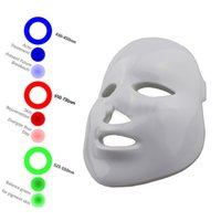 Wholesale LED Mask Facial Care Acne Spot Removal Mask Anti aging and Pigmenation Corrector Photon Light Beauty Mask