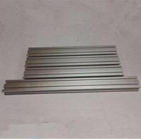aluminum frame extrusions - 3 pcs330 mm mm Makerslide Aluminum Extrusion kit for Buildlog ORD bot D printer frame Aluminum Profiles