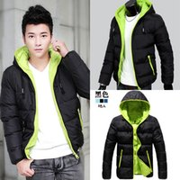 acrylic shawl manufacturers - Fall new men s fashion brand manufacturers selling cotton padded jacket cotton men down jacket winter thickening