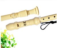Wholesale Dizi flute musical instrument C Key high pitched voice German style holes clarinet for beginner