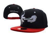 black mens hats - D9 DNINE Reserve Gold Leaf Snapback hats Rolling Hand black red classic mens womens adjustable baseball hat freeshipping
