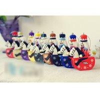 articles rock - Ht094 Christmas decorations nutcracker puppet creative furnishing articles cm super cute little rocking horse gifts