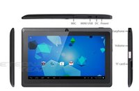 Cheap Discount, buy a send! The 7 inch tablet computer Ivan A33 quad core dual camera 4 GB 512MB 6 colors.