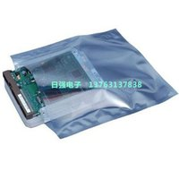 Wholesale Electronic products packaging bags vacuum bags anti static shielding bags LCD