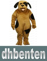 Wholesale LAI876 Spotted Pooch dog Mascot costume cartoon party
