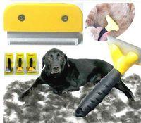 best dog grooming brush - Best Quality Pet Dog Cat Removal Comb Brush Pet Grooming FUR DeShedding Shearing Tool Rake