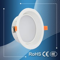 aluminium dies for die casting - Promotion price For industrial lighting led recessed aluminium die casting downlight SAA approval w inch led round downlight