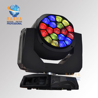 bee - 2X Hot Sale W in1 RGBW LED Big Bee Eye Moving Head Beam Wash Light LED Moving Head Beam Light DMX IN OUT