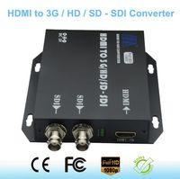Wholesale Professinal hdmi to G SD HD SDI Adapter Max Supports P Hz HDMI Convert to SDI Adapter