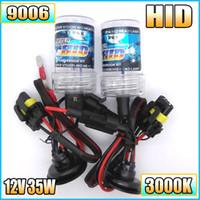 Bulb auto bulb kit - 9006 HB4 HID Xenon Bulb lamp kit V W K K k k K K Car Auto xenon super vision hid headlamp