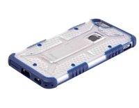 spigen - For iPhone quot Plus quot inch Spigen Protective Phone Cases Shockproof SGP Combo Transparent PC Colorful TPU Hard Back Cover Retail Package