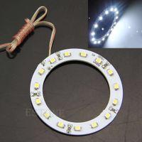 Wholesale Bright White mm Angel Eyes SMD LED Ring Car Light