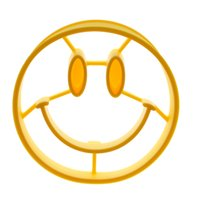 Wholesale Novelty Smiley face Shape Silicone Omelette Mold Creative egg mould Egg Frying Tool Kitchen Tools F60JJ0334