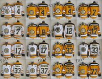 Wholesale boston bruins bobby orr CCM Throwback Vintage Jersey Cheap ICE Hockey Jerseys Heritage Stitched Size