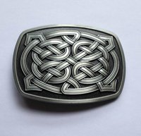 western belt buckles - Western Belt Buckle with pewter finish SW BY1 suitable for cm wideth belts with continous stock