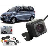 Wholesale Universal Black Mini degree Anti Fog Glass Car Auto Rear View Reverse Reversing Backup Parking Park Waterproof CMOS Camera