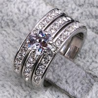 Cheap Cluster Rings finger ring Best Asian & East Indian Women's lady jewelry